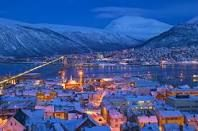 tromso polar night half marathon - Google Search