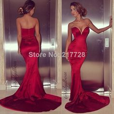 Cheap prom dresses Buy Quality prom dresses directly from China satin prom dress Suppliers: Sexy Sweetheart Mermaid Court Train Satin Prom Dresses 2016 Special Occasion Dresses Sexy Evening Dress, Evening Party Gowns, Mermaid Evening Dresses, Mermaid Gown, Strapless Party Dress, Sweetheart Prom Dress, Mermaid Sweetheart, Party Dresses, Occasion Dresses