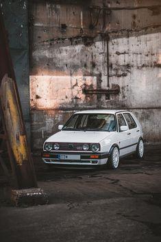 🚗 #Volkswagen GTI 📸 Martin Katler 📍 Trnava, Slovakia #️⃣ #VW #classicVW #AutomotiveHistory