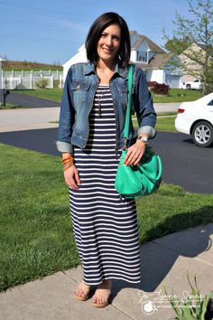 Fashion Over 40 | Daily Mom Style 05.14.14 | Musings of a Housewife