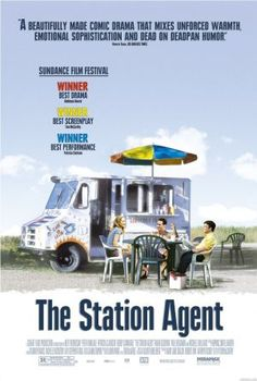 Postere The Station Agent - The Station Agent