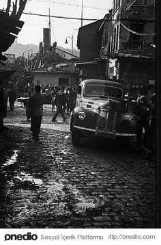 16 Fotoğrafla Ara Güler'in Siyah Beyaz İstanbul'u