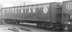 Virginian Railway, Battleship Gondolas