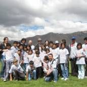 In 1995 Mama Kia visited Cusco, Peru and was moved by the plight of abandoned and orphaned children. Following the death of her grandson she, along with her daughter and son-in-law had so much love to give that they decided to put it into other children who were not fortunate enough ...