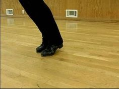 Advanced Tap Dance Lessons : Single & Double Pull Back Steps in Advanced Tap Dancing - YouTube