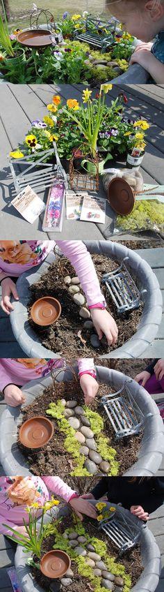 Inicio Jardinagem Aprenda a Fazer um Jardim no Vaso Encantador Aprenda a Fazer um Jardim no Vaso Encantador