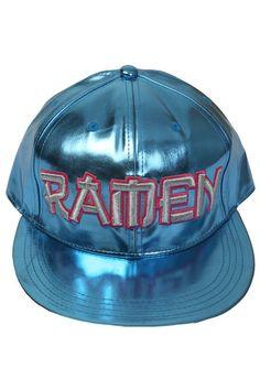 Kawaii Ramen Snapback: http://shop.nylonmag.com/collections/whats-new/products/copy-of-kawaii-ramen-snapback #NYLONshop