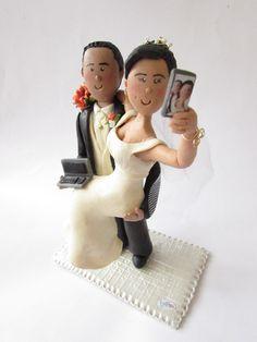 Muñecos de bodas originales | CR Bodas y Eventos