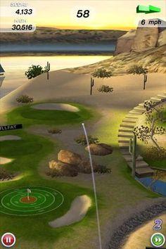 Flick Golf: Arcade Golf Fun on Your Phone