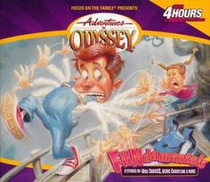 Adventures in Odyssey ® #4: FUNdamentals - Puns, Parables and Perilous Predicaments