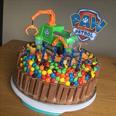 Paw Petrol Cake