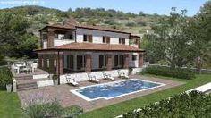 Immobilien Kroatien villa Dalmatien Haus kaufen Villa Carina - Steinvilla im Sonnenparadies Kroatien - Provisionsfrei