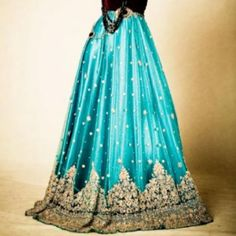 Indian theme full skirt