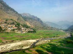 Beautiful Purola , Uttarakhand.