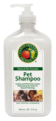 Earth Friendly Products Natural Pet Shampoo