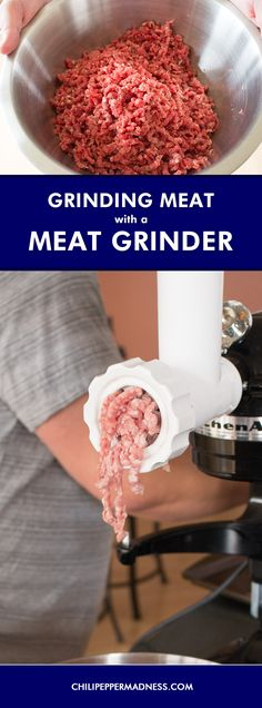 1000 Images About Meat Grinder Ideas And Recipes On