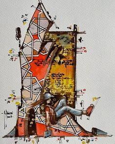 #abdelazizabbassi hashtag on Instagram • Photos and Videos Gabriel, Morocco, Ink, Photo And Video, Patterns, Gallery, Paper, Drawings, Videos
