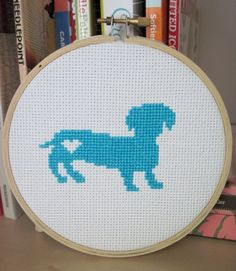 I really need to try cross stitch again