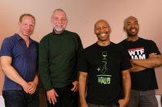Craig Taborn, Dave Holland, Kevin Eubanks and Eric Harland (Photo credit: Ulli Gruber)