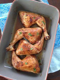 Knapperige kippenbouten uit de oven   Mooie recepten