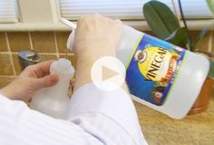 How to clean with vinegar -Terri Bennett, Howdini's green living expert, shares her tips on cleaning green.