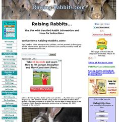 The rewards go way beyond money. Karen Patry gets to write about one of her passions in life. Read her story here... @Raising Rabbits