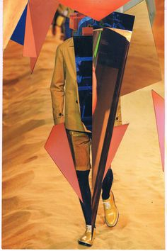 Catherine Raben Davidsen: Fendi Menswear S/S 2014 @ Milan Fashion Week