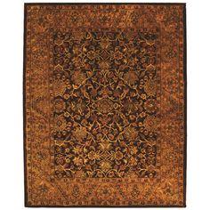 "Safavieh Golden Jaipur Burgundy/Gold Area Rug Rug Size: 2'3"" x 4'"