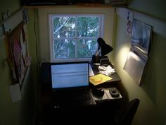 Simple ways to make your home office more awesome