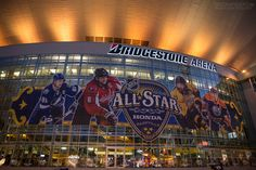 2016 NHL All-Star Weekend // Nashville, TN // ©Vanessa Storm Photography