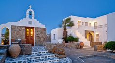 Hotel San Giorgio , Paraga, Mykonos, Greece