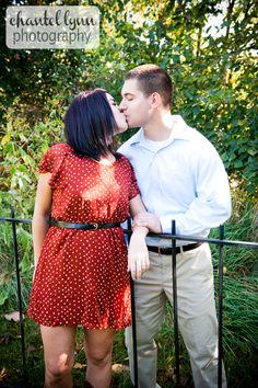 engagement session - Stillwater, MN    © Chantel Lynn Photography.