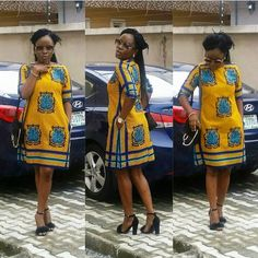 New African fashion clothing looks Tips 9335970224 African Fashion Ankara, African Fashion Designers, Latest African Fashion Dresses, African Print Fashion, Africa Fashion, Ankara Dress Designs, African Print Dress Designs, African Print Dresses, African Dress