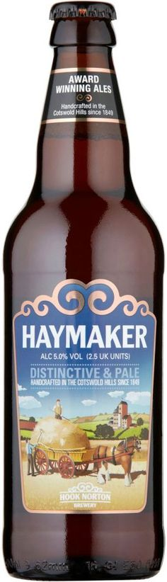 hook norton haymaker from England