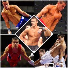 Jake Dalton. Did I mention I love gymnasts?? :D