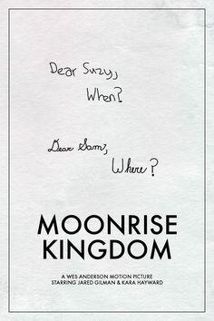 Moonrise Kingdom (2012 | minimal