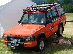 LandRover Discovery G4