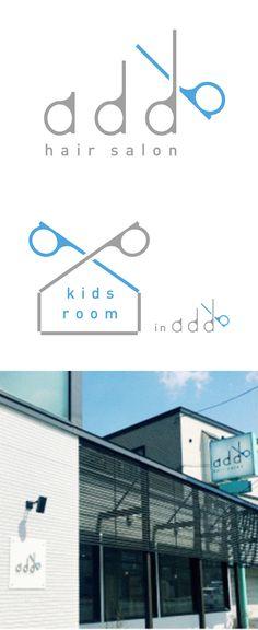 shun_yonemura add hair logo Kids Room, Ads, Graphic Design, Logo, Room Kids, Logos, Child Room, Kid Rooms, Visual Communication