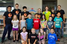 Maker Tech Camp – Beginner Team Neutrino helped a local elementary school develop this camp in June 2015. All of the materials we used in the class were purchased thanks to grants we applied …