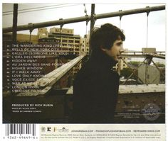 Thanks for the plug, Josh Groban!.. Watchtower building in the background of his album cover! Kinda cool