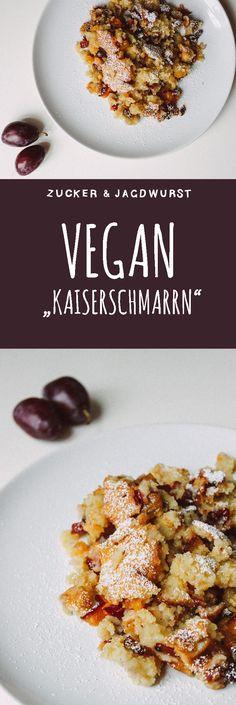 Vegan Plum Kaiserschmarrn