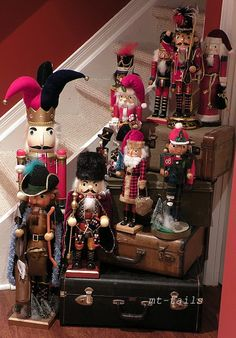 love this nutcracker collection from MT-Tails