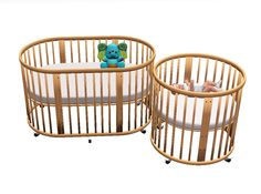 Hello guys! Unfortunately I have to take another hiatus for personal reasons I don't know when I'll be back and this will be my last gift. ;____; The stokke cribs (not funtional) :( I hope you like...