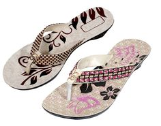 Indistar Women's Krocs Flip Flop (Pack Of 2 Pairs) *** To view further for this item, visit the image link.