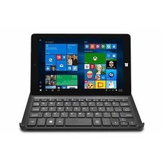 "#computer Ematic HD 8"" Intel Quad-Core 32GB Tablet with Windows 8.1 (EWT826BK) please retweet"