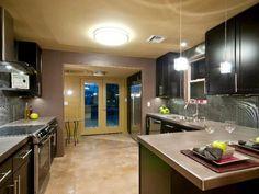Stylish Eve Spring Colorful Modern Kitchen Decorating Ideas