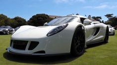 Xcar gets an intoxicating dose of Hennessey Venom GT