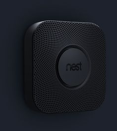 The Nest Protect: a smart smoke/CO detector that plays friendly with the Nest Learning Thermostat (e.g. enhancing home/away detection, shutting off the furnace in the case of a CO leak).