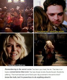 Once Upon a Time, Emma Swan & The Mad Hatter