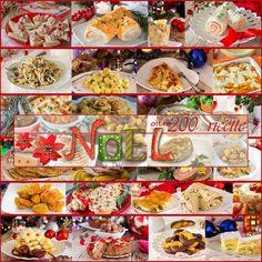 Menu di Natale dall'antipasto al dolce
